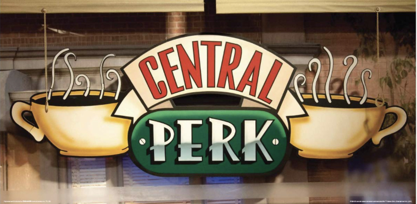 Friends Central Perk Cafe Window Coffee Cup Logo Tv Television Show Poster Print 12 By 24 Apartment Friends Download files and build them with your 3d printer, laser cutter, or cnc. friends central perk cafe window coffee cup logo tv television show poster print 12 by 24