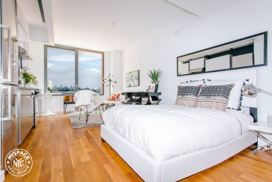 Studio Available at The Denizen – Luxury Brooklyn Living